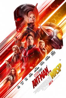 Людина мураха і Оса / Ant Man and the Wasp (2018)