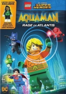 Лего — Аквамен: Лють Атлантиди / LEGO DC Comics Super Heroes: Aquaman   Rage of Atlantis (2018)