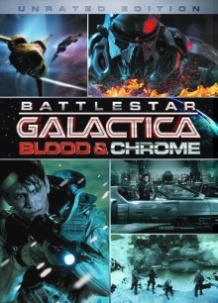 Зоряний Крейсер Галактика: Кров і Хром / Battlestar Galactica: Blood & Chrome (2012)