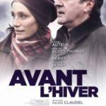 До настання зими / Avant l ' hiver (2013)