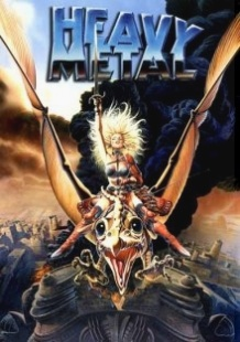 Важкий метал / Heavy Metal (1981)
