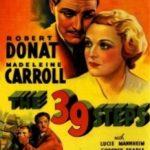 39 ступенів / The 39 Steps (1935)