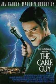 Кабельник / The Cable Guy (1996)