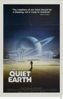 Тиха Земля / The Quiet Earth (1985)