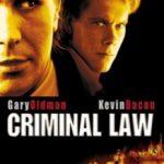 Адвокат для вбивці / Criminal Law (1988)