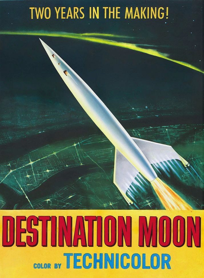 Місце призначення – Місяць / Destination Moon (1950)