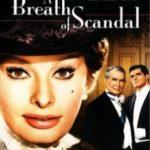 Дихання скандалу / A Breath of Scandal (1960)