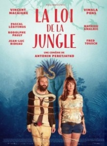 Закон джунглів / La loi de la jungle (2016)