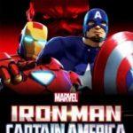 Залізна людина і Капітан Америка: Спілка героїв / Iron Man and Captain America: Heroes United (2014)