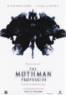 Людина метелик / The Mothman Prophecies (2001)