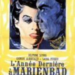 У минулому році в Марієнбаді / l'année dernière à Marienbad (1961)